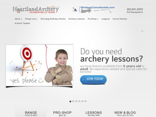 Heartland Archery Ltd.